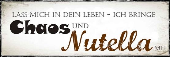 Lass mich in Dein Leben …   spruechetante.de
