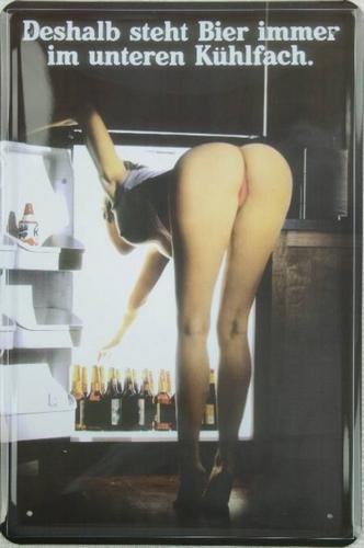 Deshalb steht Bier immer unten im Kühlschrank