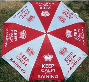 Keep calm it´s raining