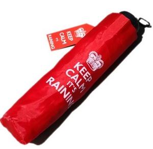 Klappregenschirm für die Handtasche