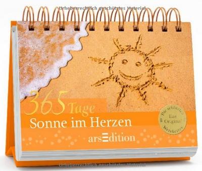 365 Tage Sonne im Herzen