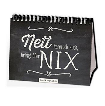spr che zitate und weisheiten f r jeden tag wandkalender und kalender zum aufstellen mit. Black Bedroom Furniture Sets. Home Design Ideas