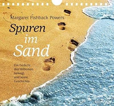 Spuren im Sand. Geburtstagskalender - immerwährender Kalender