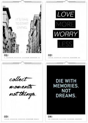 kalender spr che zitate und weisheiten f r jeden tag. Black Bedroom Furniture Sets. Home Design Ideas