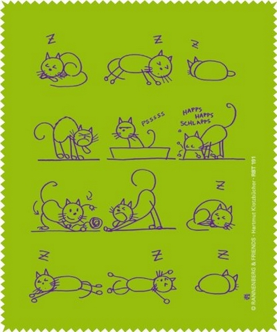Hartmut seine Katse