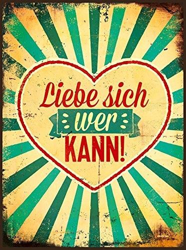 Liebe sich wer kann!