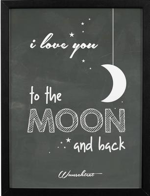 love you sprüche I love you to the moon and back | .spruechetante.de love you sprüche